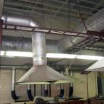 Монтаж вентиляция промышленных помещений Днепропетровск